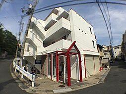 ラ・カーサ・エフ[1階]の外観