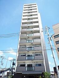 レジュールアッシュ北大阪グランドステージ[503号室]の外観