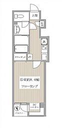 津久井コロニーII[2階]の間取り