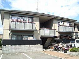 大阪府羽曳野市南古市1丁目の賃貸アパートの外観