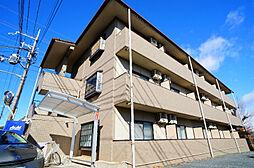 ジュネス京田辺[3階]の外観