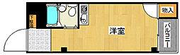 シャルム岸里2階Fの間取り画像