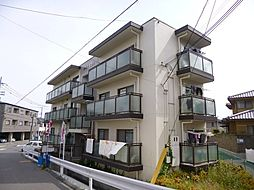 兵庫県西宮市越水の賃貸マンションの外観