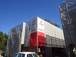 静岡県富士宮市山本の賃貸アパートの外観