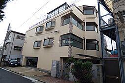 兵庫県神戸市須磨区中島町2丁目の賃貸マンションの外観