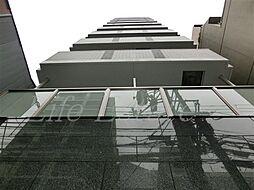 レジュールアッシュ松屋町[10階]の外観