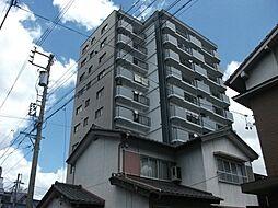 スカイハイム志賀[7階]の外観
