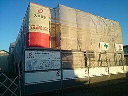 下新田町アパート[101号室]の外観