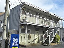 福岡県福岡市南区高宮4丁目の賃貸アパートの外観