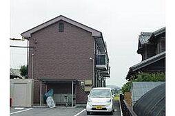 愛知県岡崎市東大友町字位式の賃貸アパートの外観