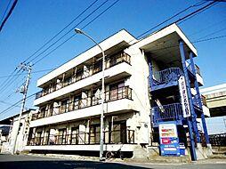 戸田岡昭マンション[1階]の外観