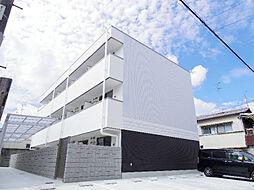 カーサディルーチェ[2階]の外観