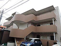 東京都世田谷区代田5丁目の賃貸マンションの外観
