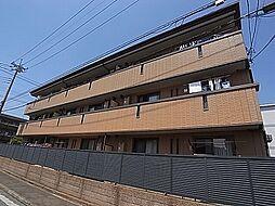 コンフォート新柏C棟[202号室]の外観