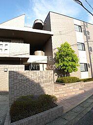 グランメール銀閣寺[202号室号室]の外観