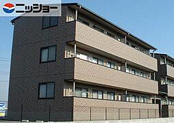 大津マンションII 西棟[2階]の外観