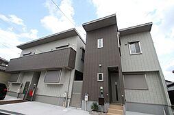[タウンハウス] 大阪府豊中市熊野町3丁目 の賃貸【/】の外観