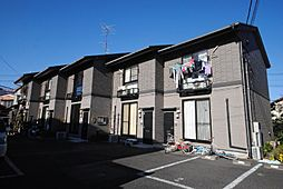 [テラスハウス] 埼玉県越谷市蒲生3丁目 の賃貸【/】の外観