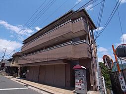 ハイツ竹田[3階]の外観