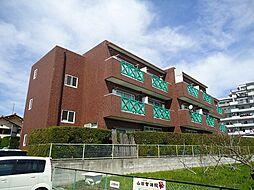 愛知県名古屋市名東区梅森坂5丁目の賃貸マンションの外観
