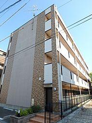ジュネスO.C.U-II[3階]の外観