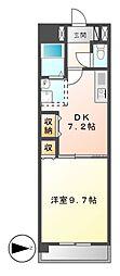 Grance kotobuki(グランセコトブキ)[5階]の間取り
