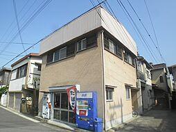 兵庫県芦屋市伊勢町の賃貸アパートの外観
