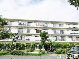 福岡県春日市須玖南1丁目の賃貸マンションの外観