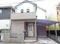 [一戸建] 千葉県松戸市新松戸1丁目 の賃貸【/】の外観