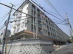 芦屋東山プリンス[4階]の外観
