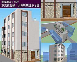 新築 レスタ大井町[205号室号室]の外観