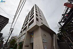 リビオ綱島[401号室]の外観