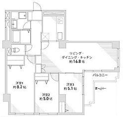 菊名KSマンション 5階部分