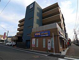 福岡県北九州市八幡西区穴生4丁目の賃貸マンションの外観