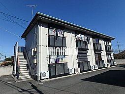 シタラハイツII[2階]の外観