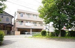 埼玉県春日部市牛島の賃貸マンションの外観