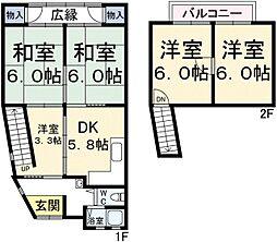 清水五条駅 2,480万円