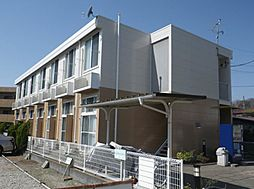 千葉県船橋市旭町2丁目の賃貸アパートの外観