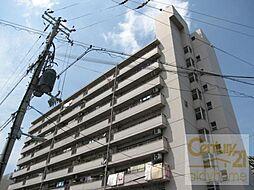 グランドハイツ長居B棟[8階]の外観