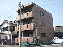 三重県四日市市富田1丁目の賃貸マンションの外観