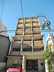 プレサンス京都四条烏丸クロス[102号室号室]の外観