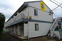小金井パークサイドA[1階]の外観