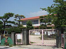 西阿知幼稚園1295m