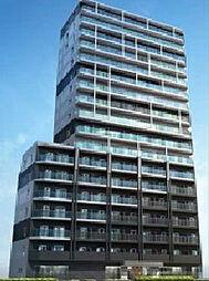 ライジングプレイス亀戸[13階]の外観