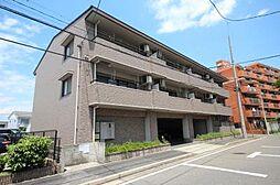 愛知県名古屋市中川区伏屋3丁目の賃貸マンションの外観