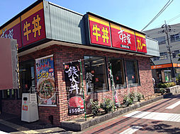 すき家東園田店