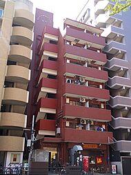 サンパークマンション高宮[3階]の外観