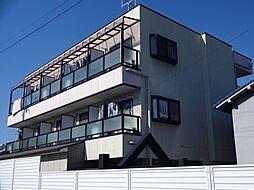 サンファミール[2階]の外観