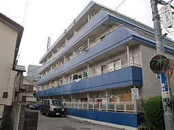 トーハンマンション[3階]の外観