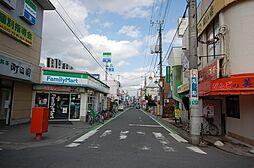 入曽駅商店街2